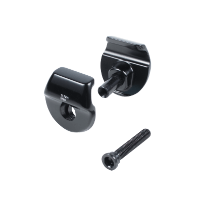 Seatpost Part Bontrager XXX Clamp Ears 7x10mm Oval Round