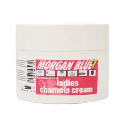 Maść Morgan Blue Ladies Chamois Cream 200ml