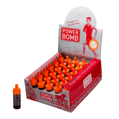 Powerbomb ampułki