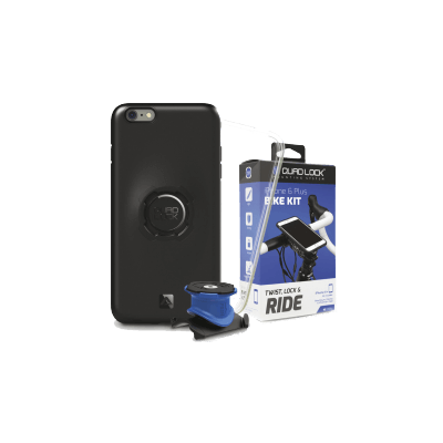 Uchwyt rowerowy Quad Lock iPhone 6/6s+ Bike kit