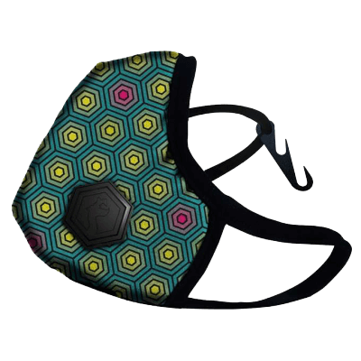 Maska DRAGON CASUAL II HEXAGON S
