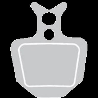 Klocki półmetalowe Formula Oro