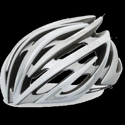 Giro Kask Aeon Matte White - Silver L