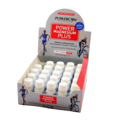 POWER MAGNESIUM PLUS Ampułki