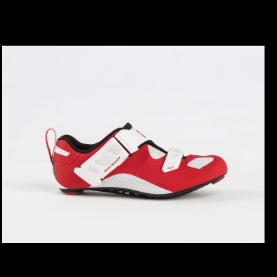 Buty męskie Bontrager Hilo 46 Czerwone/Białe