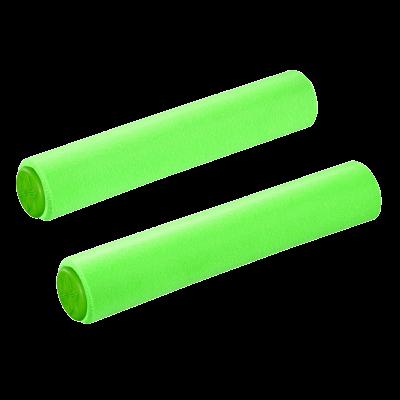 Supacaz Chwyty kierownicy Siliconez Neon Green XL