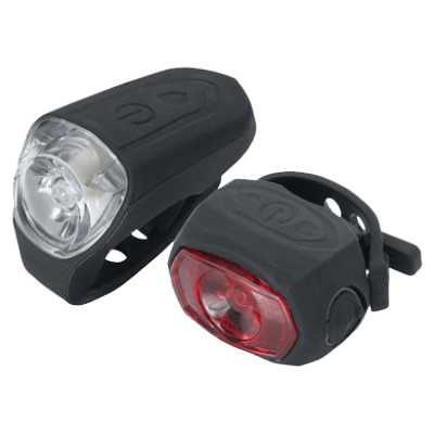 Zestaw lampki  TORCH USB CYCLE LIGHT SET HIGH BEAMER