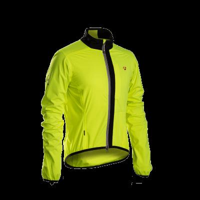 BONTRAGER Bontrager RXL Stormshell Jacket Kurtka Bontrager RXL Stormshell M fluorescencyjna żółta