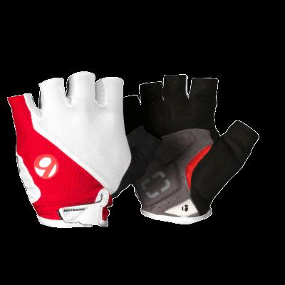Rękawiczki Bontrager Race Gel czerwone Bonty