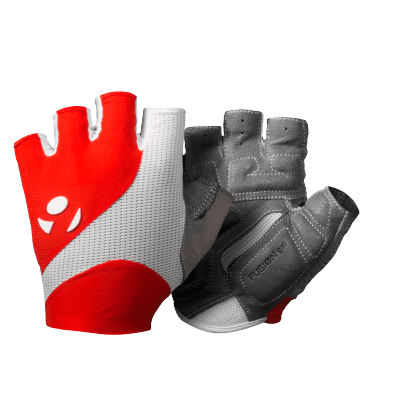 Rękawiczki Bontrager RXL Gel czerwone