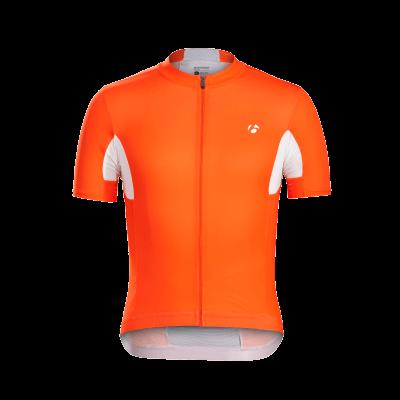 Koszulka Bontrager Velocis pomarańczowo-czerwona