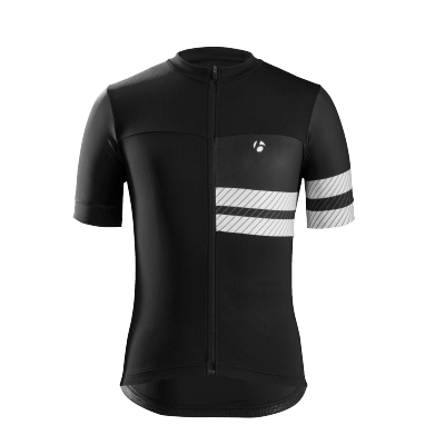 Koszulka rowerowa Bontrager Circuit czarna