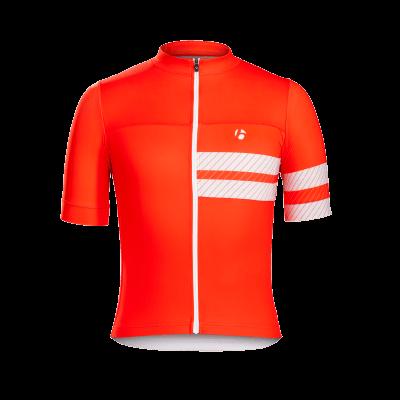 Koszulka Bontrager Circuit pomarańczowo-czerwona