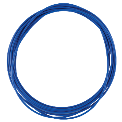Pancerz do przerz. Bontrager 4 mm x 7,5 m rolka L3 niebieski