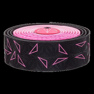 Supacaz Owijka Super Sticky Kush Star Fade Pink