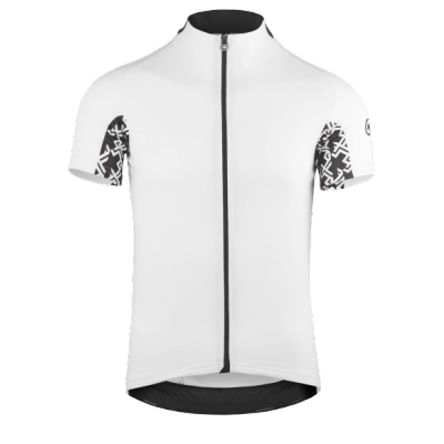 Assos MILLE GT NS Jersey holy white rozm. M
