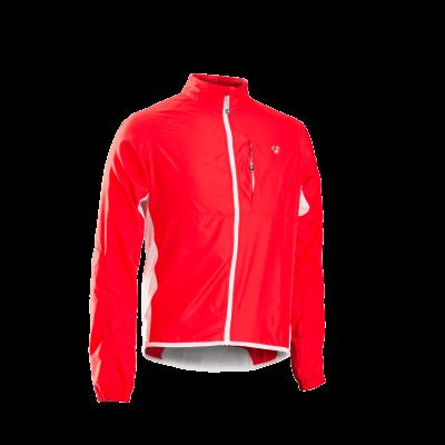 Kurtka Bontrager Race Windshell XL czerwona Bonty