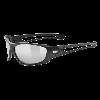 Okulary UVEX Sportstyle 306 black mat