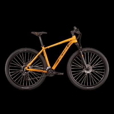 "Rower Dema ENERGY 3 orange-black 21"""