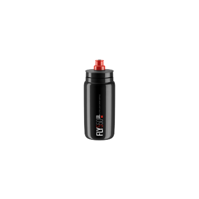 ELITE Bidon Fly Black 2018 Red 550ml
