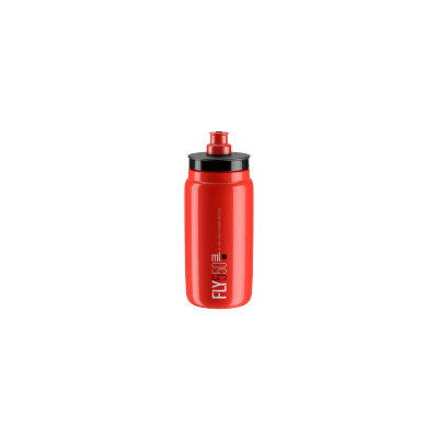 ELITE Bidon Fly Red 2018 Black 550ml