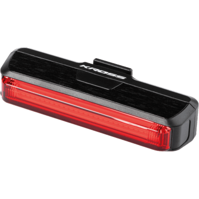 LAMPKA TYŁ RED BLIND 100LM USB
