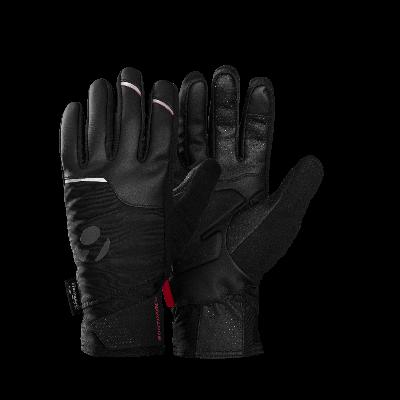 Rękawiczki softshell Bontrager Velocis S1 L czarne