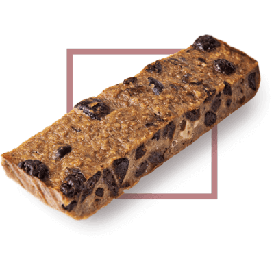 Legal Cakes Baton owocowo-czekoladowy