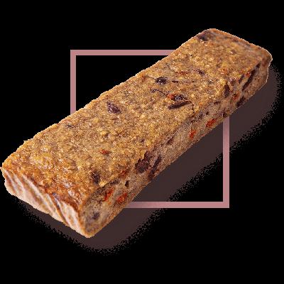 Legal Cakes Baton Żurawina-Jagody Goji
