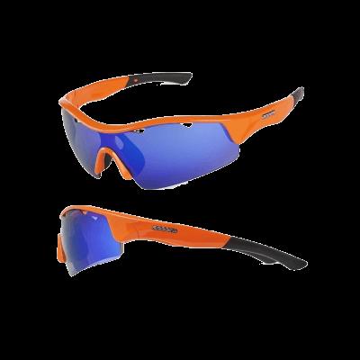 Okulary STINGRAY pomarańczowe