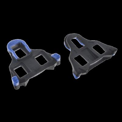 Bloki pedałów SMSH12 SPD-SL Szosa,dwustopniowe, niebieskie