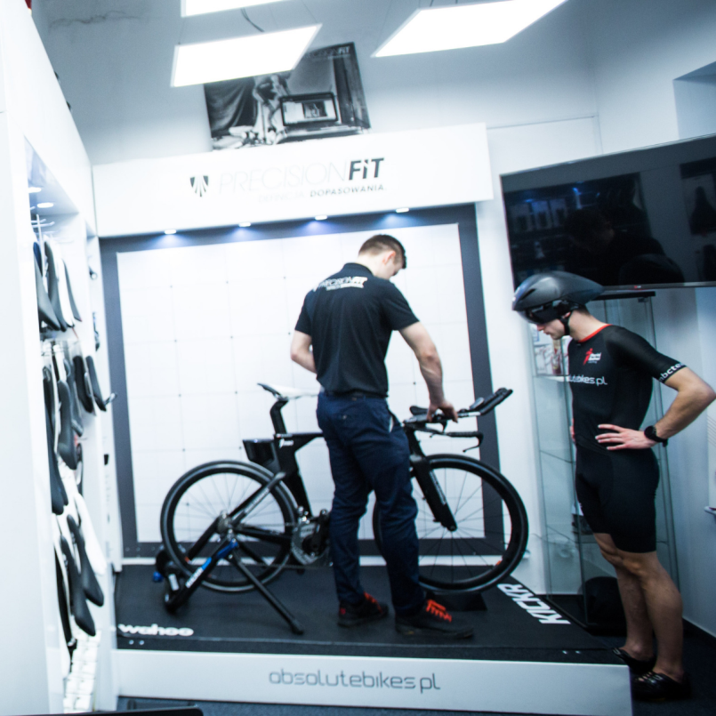 Bike fitting klasy premium
