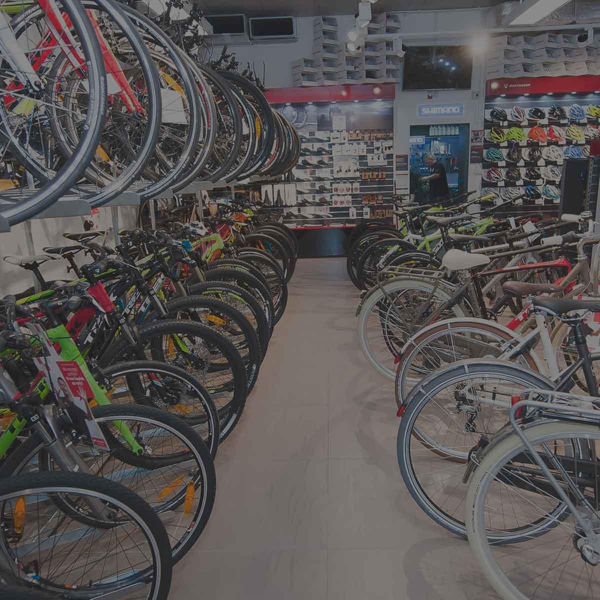 Przechowalnia rowerów Pruszków