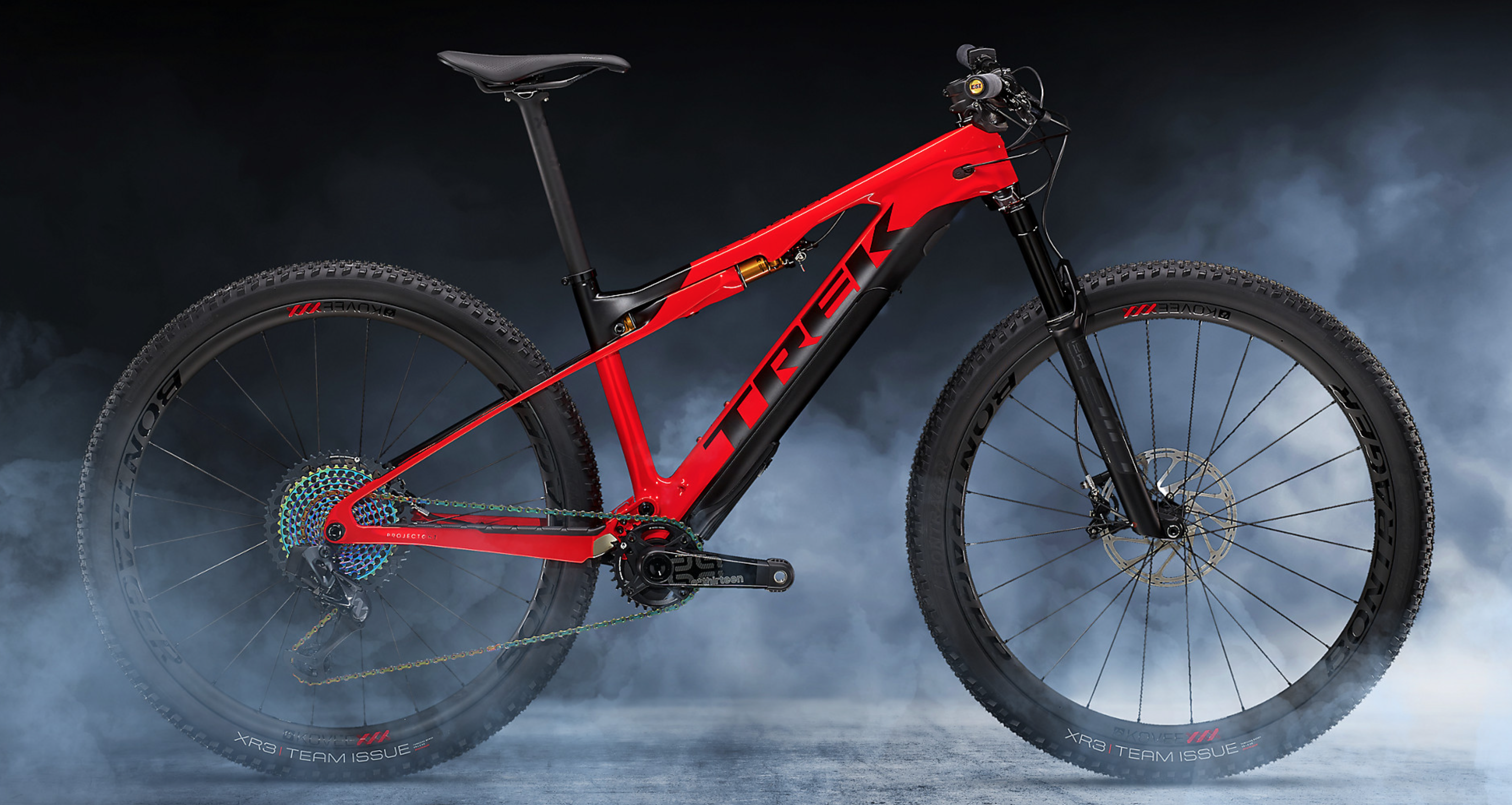 Przedstawiamy lekki rower elektryczny Trek E‑Caliber!
