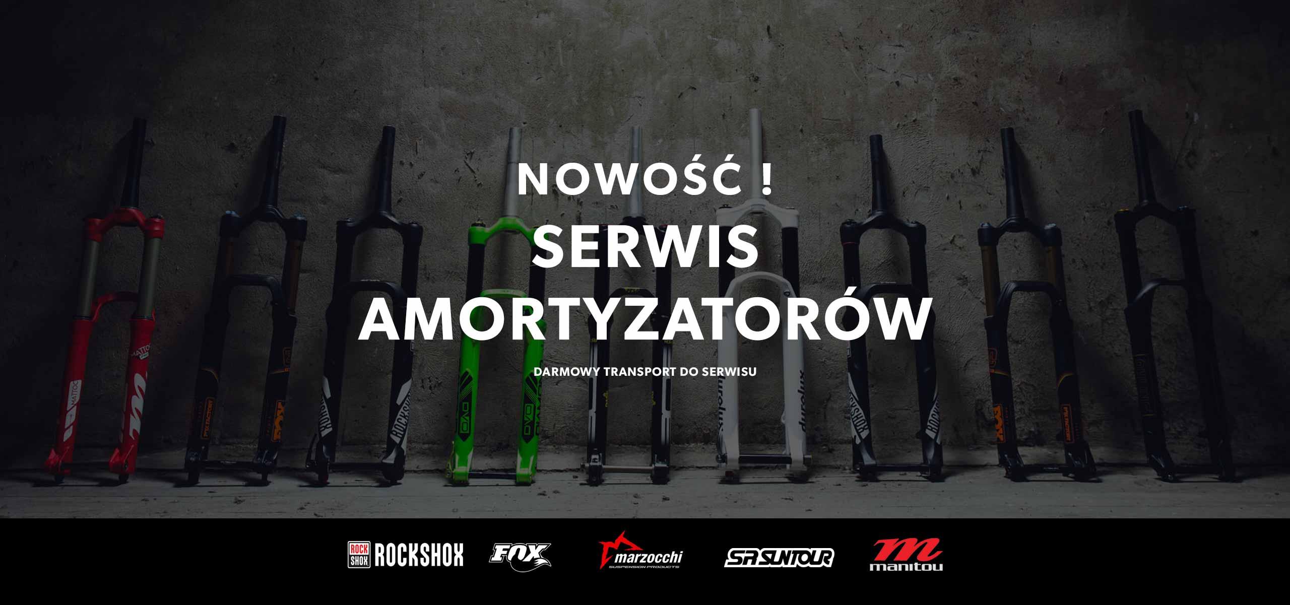 SERWIS AMORTYZATORÓW I DAMPERÓW ROWEROWYCH