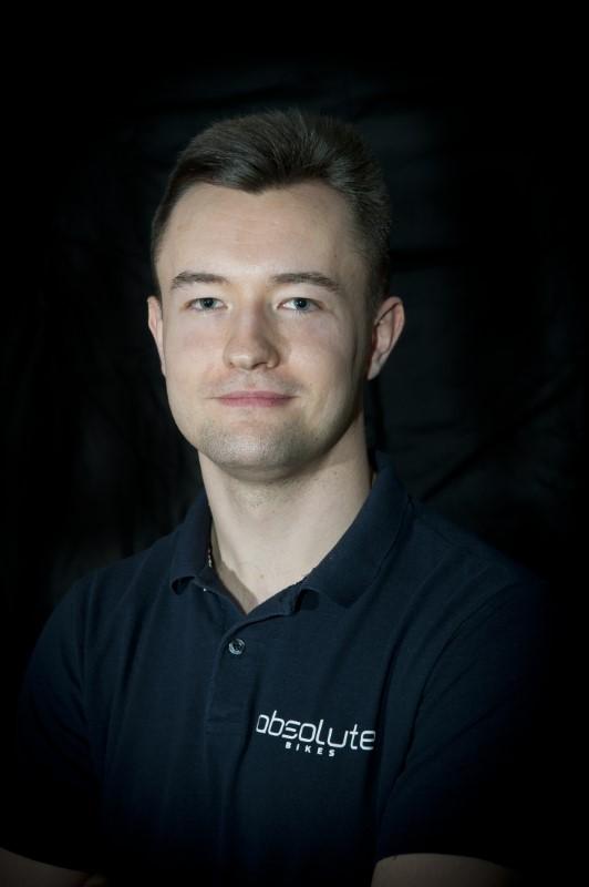 Wojciech Kutyła - Certyfikowany Bike Fitter Trek Precision Fit